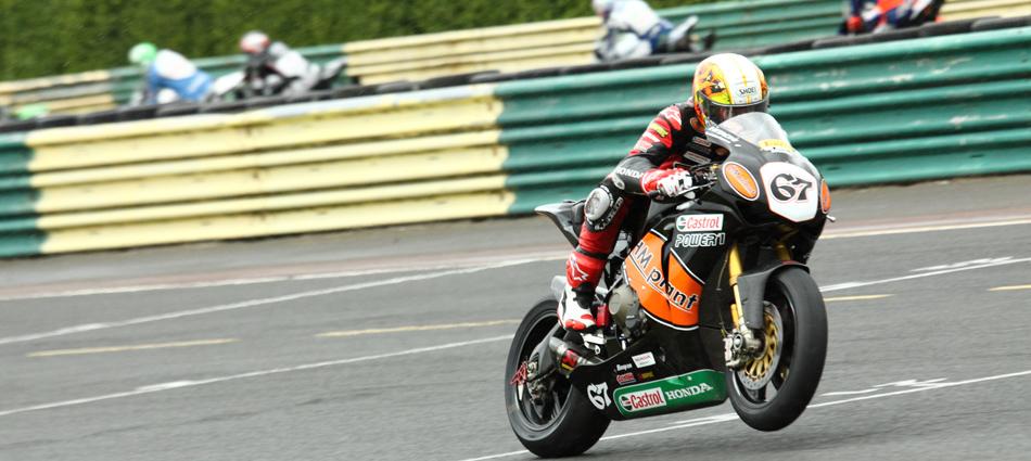 Shakey Byrne - Race 1 - BSB Croft 2011
