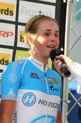 Annie Simpson - Horizon Fitness RT - Prendas Ciclismo