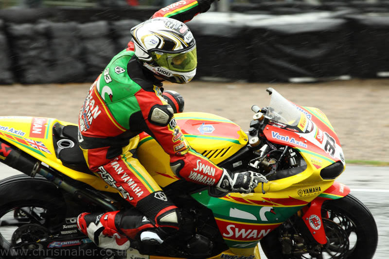 Race 1 Winner... 33 - Tommy Hill - Swan Yamaha