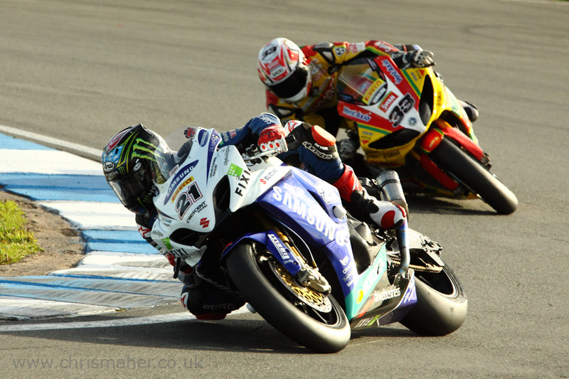 Donington - MCE Insurance BSB 2011 Showdown - Race 2