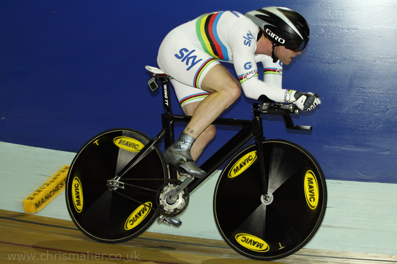 Para-cycling Time Trial - Gold - Jon-Allan Butterworth (WR)