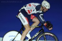 Magnus Backstedt... Revolution 34 - Season 9