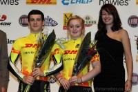 Round 2 DHL Future Star Podium, Revolution 34 - Season 9