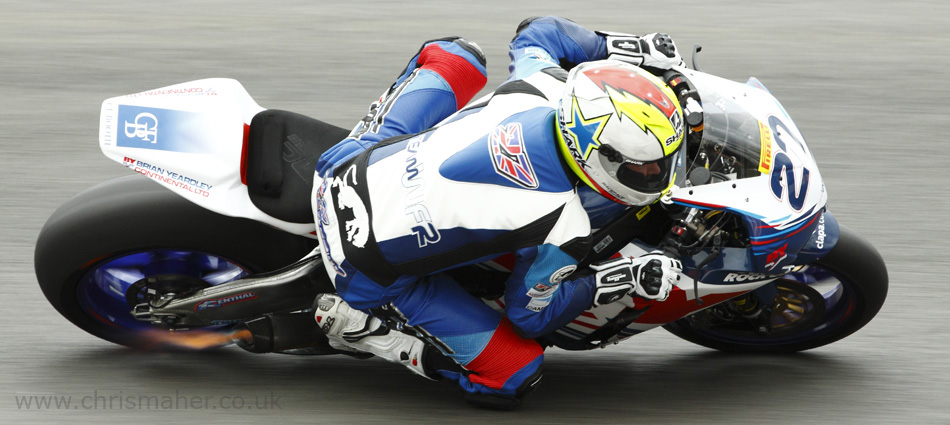 BSB Brands Hatch Testing | James Westmoreland