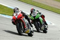 Max Biaggi Vs Tom Sykes | WSBK Donington Race 2