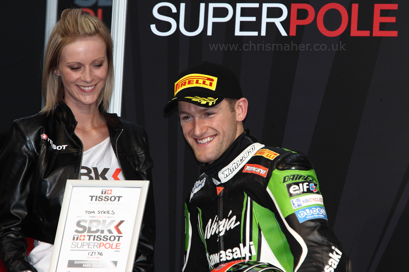 66 - Tom Sykes - Kawasaki Racing Team | SBK Superpole - Donington