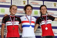 Women's British Cycling National Road Race U23 Championships 2012