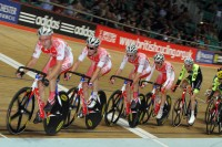 Open Omnium |British National Track Championships 2012