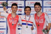 Open Omnium | British National Track Championships 2012